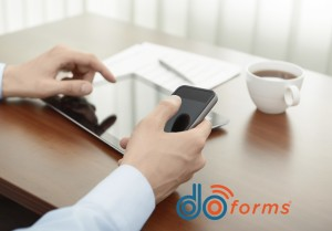 Application de formulaire mobile pour iPad, iPhone et Android
