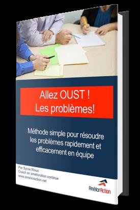ebook AméliorAction pour la résolution de problème en équipe