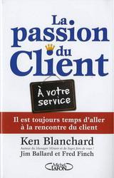 Passion du client gestion management qualité service